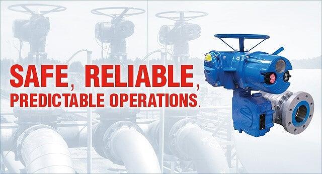 actuators, industrial products, industrial actuator