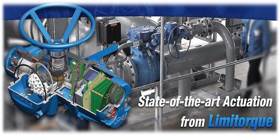 Limitorque actuator, actuators, industrial products, industrial actuator
