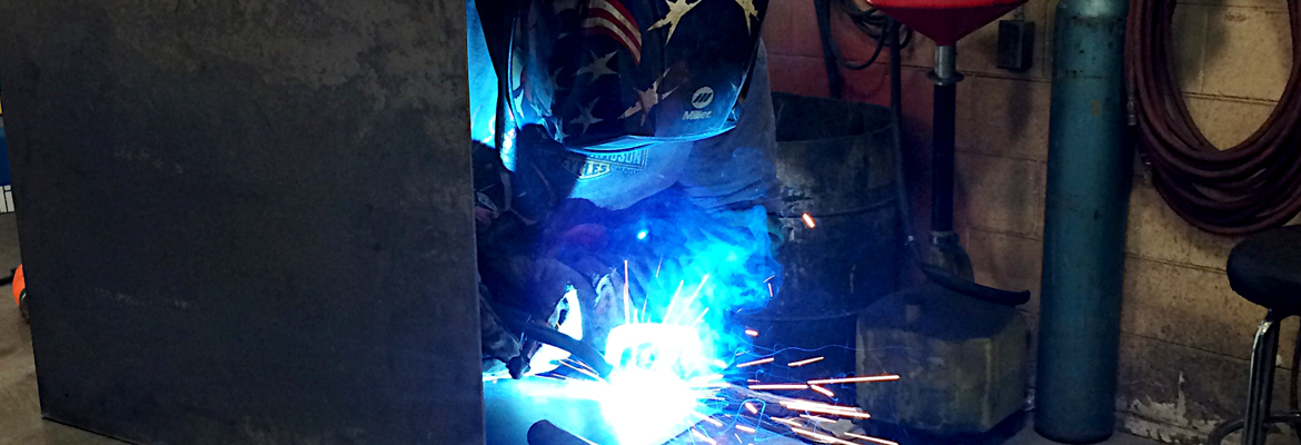welding, fabrication, welding division, welding services, fabrication services, welder working