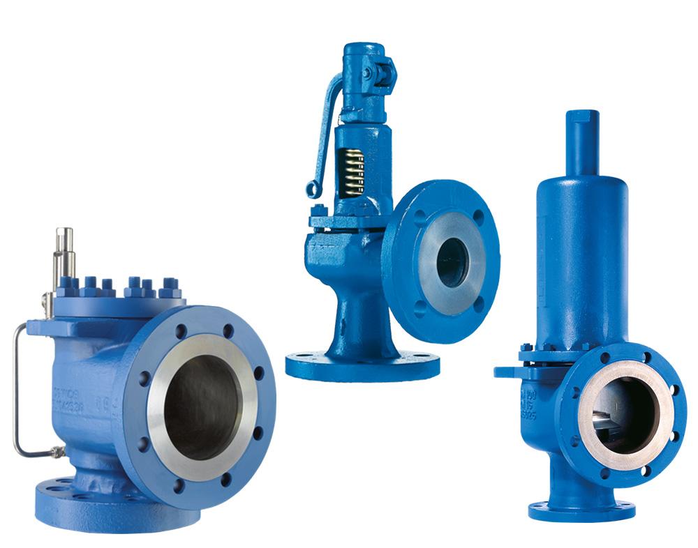 Leser safety valves, safety valves, new safety valves, industrial safety valves, safety valve manufacturer