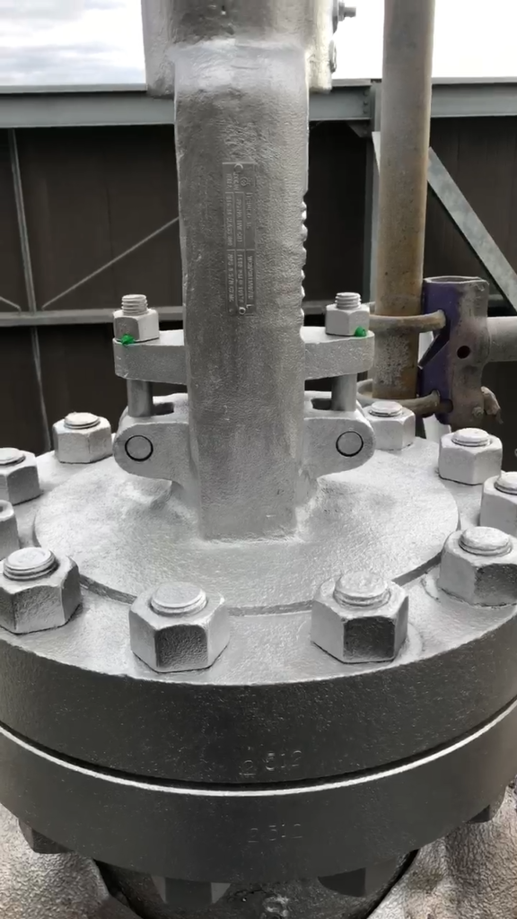 Valve Final Inspection and Double-Check Process