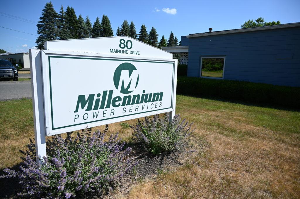 Millennium Power Services in Westfield MA, valve parts manufacturer