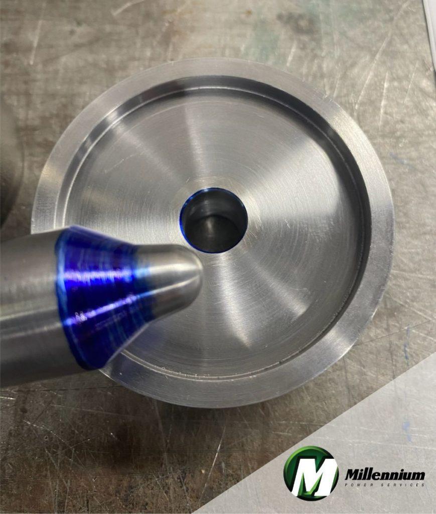 control valve repair, valve repair, valve repair company, Millennium Power Services, control valve