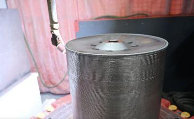 robotic welding, welding valve parts, robotic welder, valve parts repair company