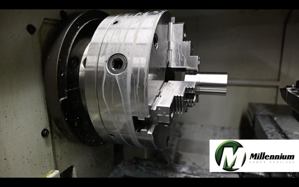 CNC machining, machining, valve machining, industrial machining, valve parts repair
